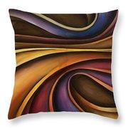 Abstract Design 15 Throw Pillow