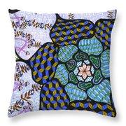 Abstract Design #2 Throw Pillow