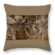 Abstract Design 2 Throw Pillow