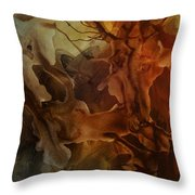 Abstract Design 23 Throw Pillow