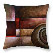 Abstract Design 24 Throw Pillow