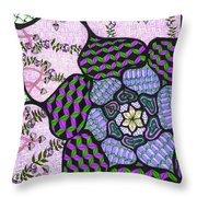 Abstract Design #3 Throw Pillow
