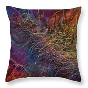 Abstract Design 38 Throw Pillow
