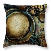 Abstract Design 44 Throw Pillow