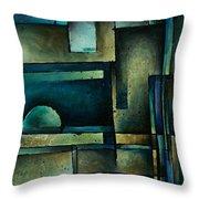 Abstract Design 56 Throw Pillow