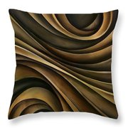 Abstract Design 7 Throw Pillow