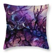 Abstract Design 72 Throw Pillow
