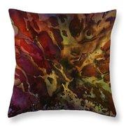 Abstract Design 74 Throw Pillow