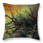 Abstract Design 85 Throw Pillow