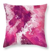Abstract Division - 74 Throw Pillow