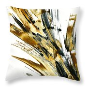 Abstract Expressionism Painting 79.082810 Throw Pillow