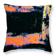 Abstract Fantasy Throw Pillow