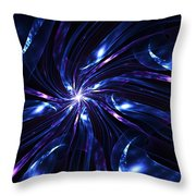 Abstract Fractal 051910 Throw Pillow
