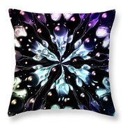 Abstract Fractal 623162 Throw Pillow