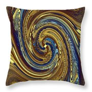 Abstract Fusion 272 Throw Pillow