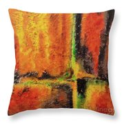 abstract I Throw Pillow