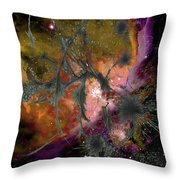 Abstract Images Of Forgiveness Series #4 Throw Pillow
