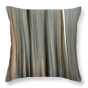 Abstract Lodgepole Pine 2 Throw Pillow