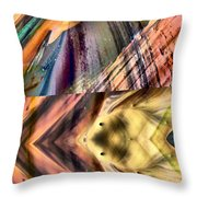 Abstract Nito An Abstract Throw Pillow
