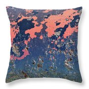 Abstract No. 159-1 Throw Pillow