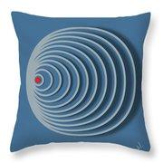 Abstract No 20 Throw Pillow