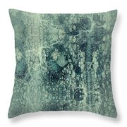 Abstract No 22 Throw Pillow