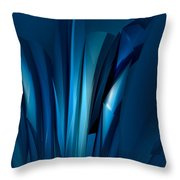 Abstract No 26 Throw Pillow