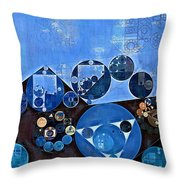 Abstract Painting - Endeavour Throw Pillow