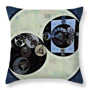 Abstract Painting - Madison Throw Pillow