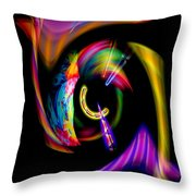 Abstract Perfection  13 Throw Pillow