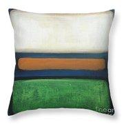 Abstract - Rothko Throw Pillow