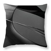 Abstract Sailcloth 202 Throw Pillow by Bob Orsillo