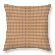 Abstract Square 102 Throw Pillow