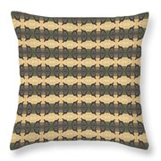 Abstract Square 19 Throw Pillow