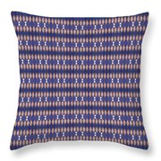 Abstract Square 20 Throw Pillow
