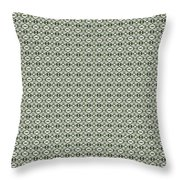Abstract Square 41 Throw Pillow