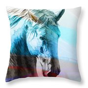 S  .  I  .  R  .  I  .  O Throw Pillow