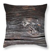 Abstract Wood Background  Throw Pillow