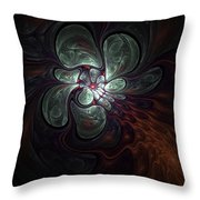 Abstract051710a Throw Pillow