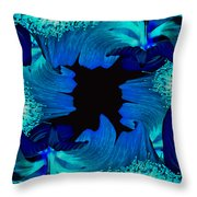 Abstract2014 Throw Pillow