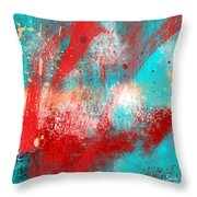 Abstract25 Throw Pillow