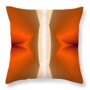 Abstract309b Throw Pillow