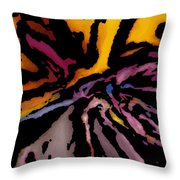 Abstract309g Throw Pillow
