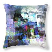 Abstract86 Throw Pillow