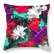 Abstractil212116 Throw Pillow