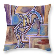 Abstraction 153 Throw Pillow