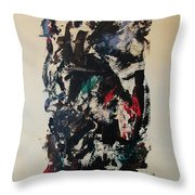 Abstraction 2 Throw Pillow