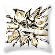 Abstraction 2252 Throw Pillow