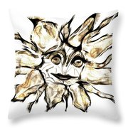 Abstraction 2254 Throw Pillow