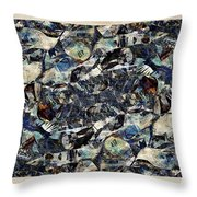 Abstraction 2328 Throw Pillow